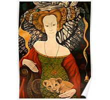 The Lady and the Cat Poster