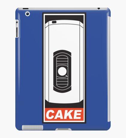 Cake is a Lie iPad Case/Skin