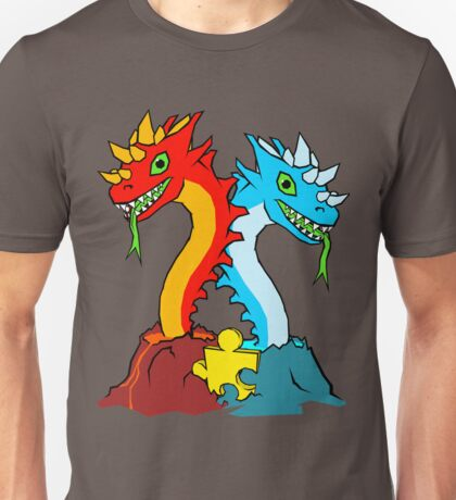 Chilli and Chilly Unisex T-Shirt