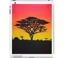 Meanwhile, in Africa iPad Case/Skin