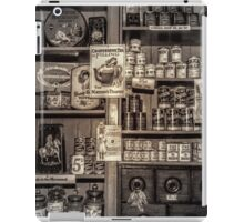 open all hours iPad Case/Skin