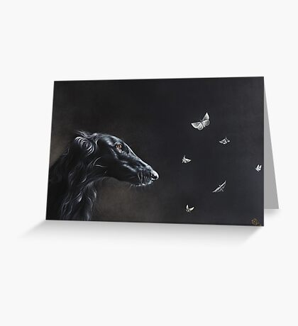 Tender is the night Greeting Card