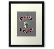 Reavers  Framed Print