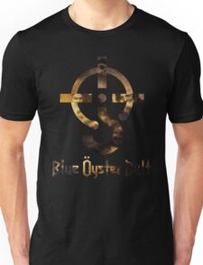 Blue oyster cult black back Unisex T-Shirt