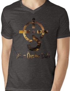Blue oyster cult black back Mens V-Neck T-Shirt