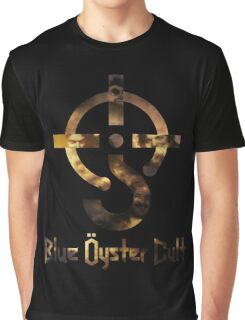Blue oyster cult black back Graphic T-Shirt