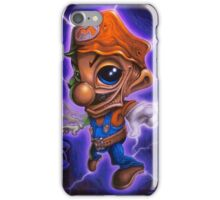 electra mario iPhone Case/Skin
