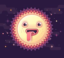Drooling Sun by fabric8