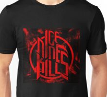 ICE NINE KILLS SHADOWS RED Unisex T-Shirt