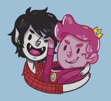 Prince Gumball & Marshall Lee by nowaitwhat