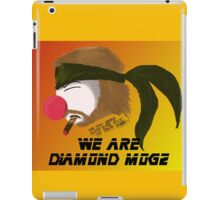 We are Diamond Mogz iPad Case/Skin