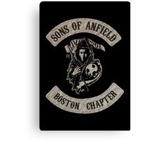 Sons of Anfield - Boston Chapter Canvas Print