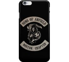 Sons of Anfield - Boston Chapter iPhone Case/Skin