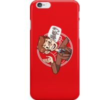 Another Allons-y!  iPhone Case/Skin