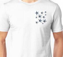 Sternenhimmel blau , Majestic.World, M.A.MARTIN Unisex T-Shirt