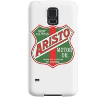 Aristo Motor Oil vintage sign reproduction Samsung Galaxy Case/Skin