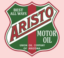 Aristo Motor Oil vintage sign reproduction Kids Clothes