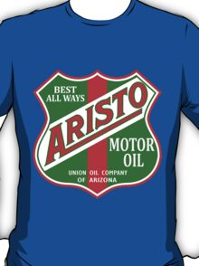 Aristo Motor Oil vintage sign reproduction T-Shirt
