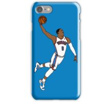 Russell Westbrook Slam iPhone Case/Skin