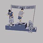 Robot Dance Contest by janeemanoo