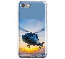 Landing Lynx iPhone Case/Skin