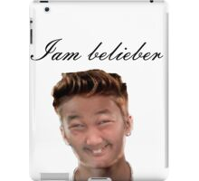 do you love Justin? iPad Case/Skin