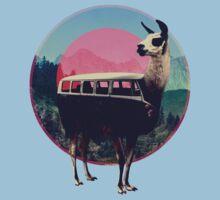 Llama Baby Tee