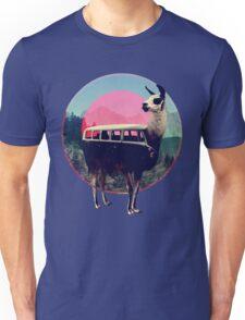 Llama Unisex T-Shirt