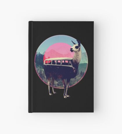 Llama Hardcover Journal