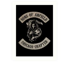 Sons of Anfield - Chicago Chapter Art Print