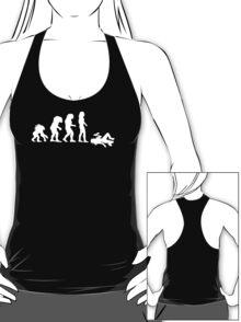 Evolution of the Essex Girl Reverse T-Shirt