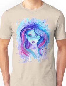 Galaxy Pixie Girl Unisex T-Shirt
