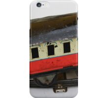 old train toy iPhone Case/Skin