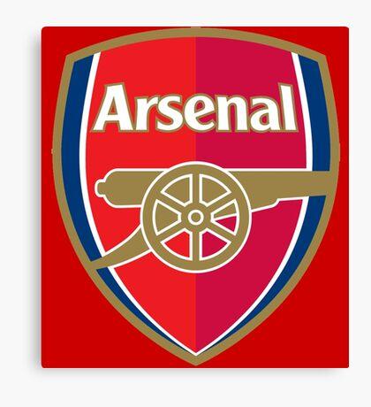 arsenal clubfutbal Canvas Print