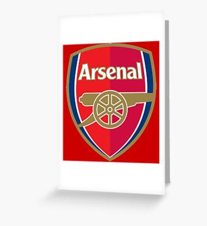 arsenal clubfutbal Greeting Card