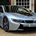 BMW eDrive I8 by MarcW