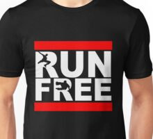 Free Run Parkour Sports Unisex T-Shirt