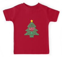 Christmas Cure - Green Kids Tee