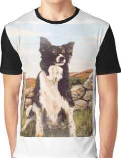 THE SHEEP DOG PENNY Graphic T-Shirt