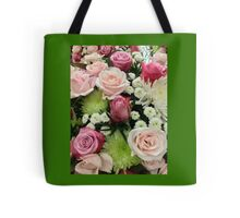 Vietnam - Flowers at the Reverie Saigon Tote Bag