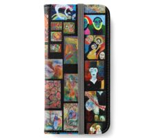 Art Collection iPhone Wallet/Case/Skin