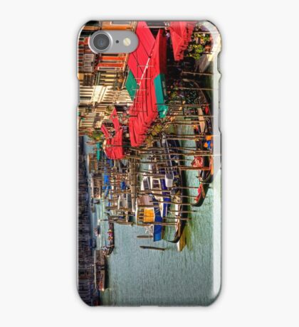 Parking Spaces (Venice Style) iPhone Case/Skin