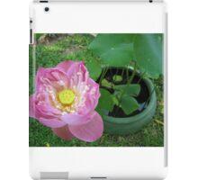 Lovely Lotus iPad Case/Skin