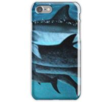 ATLANTIC DOLPHINS iPhone Case/Skin