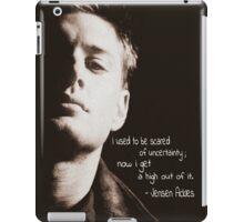 Jensen Ackles iPad Case/Skin