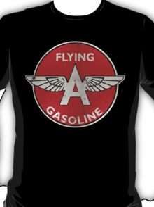 Flying A Gasoline rusted version T-Shirt