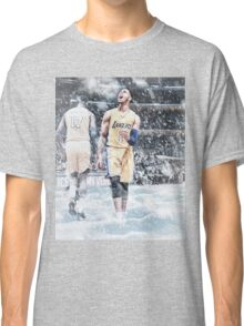 D'Angelo Russell Ice In My Veins Basketball Artwork Los Angeles Classic T-Shirt