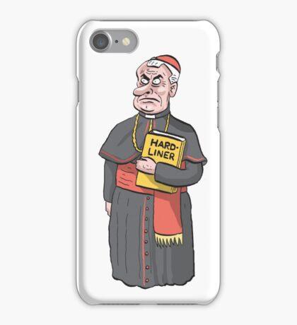 Cardinal Ferdinand Hardliner iPhone Case/Skin