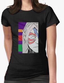 Fierce Comic Link Womens Fitted T-Shirt