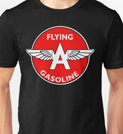 Flying A Gasoline vintage sign Unisex T-Shirt